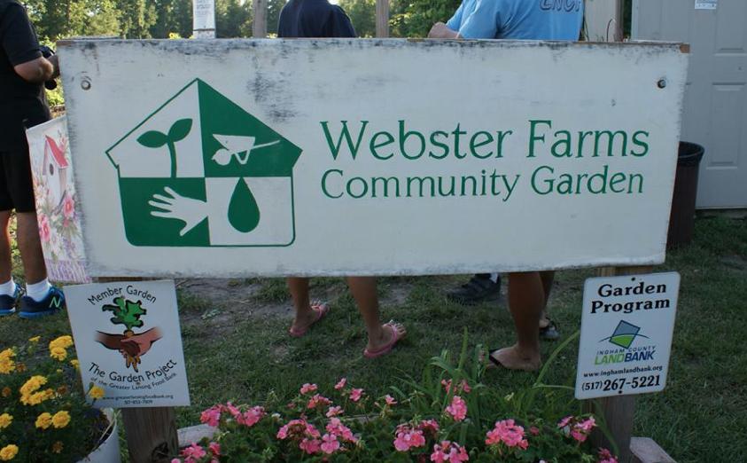 Webster-Garden
