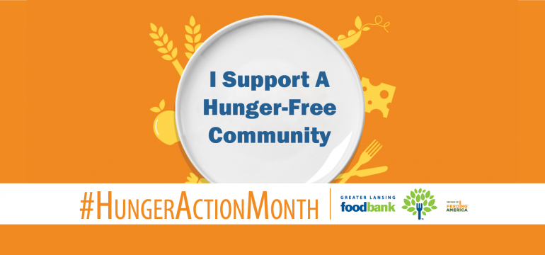 Hunger Action Month 2017 header