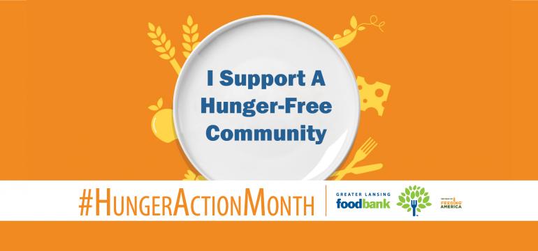Hunger Action Month 2017 header