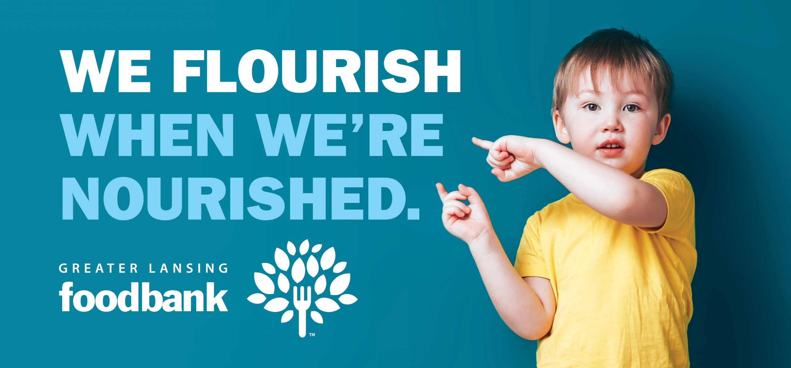 Kids Flourish When Nourished
